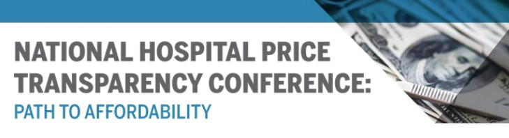 National Hospital Price Transparency Conference banner