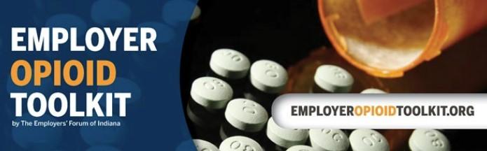 Employer Opioid Toolkit website banner